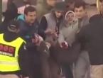 Užas na Koševu, topovski udar raznio nogu navijaču Sarajeva