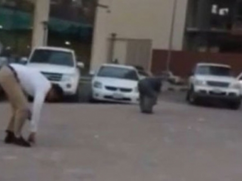 VIDEO: 700 tisuća eura palo s neba u Dubaiju