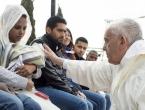 Papa: Svaki imigrant koji nam kuca na vrata susret je s Isusom
