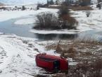 Tomislavgrad: Pri slijetanju automobila ozlijeđene dvije osobe