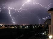 Upaljen narančasti meteoalarm u BiH