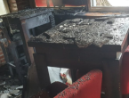 U Uskoplju sinoć zapaljeno sedam kladionica
