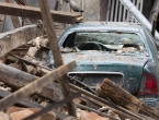 Petrinja: U padu s krova poginuo volonter, stradalima donirao vlastitu kamp kućicu