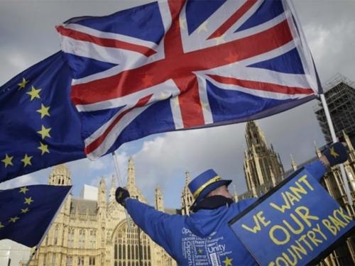 Britanci se povlače iz Bruxellesa