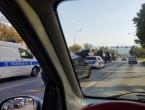 Policija blokirala ceste, ljudi idu pješke na skup ''Pravda za Davida''
