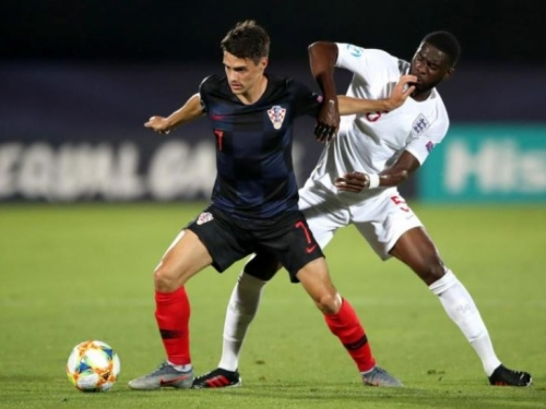 Oproštaj Hrvatske golijadom protiv Engleske
