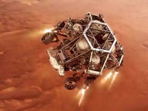 NASA-in rover danas slijeće na Mars, tražit će dokaze o životu