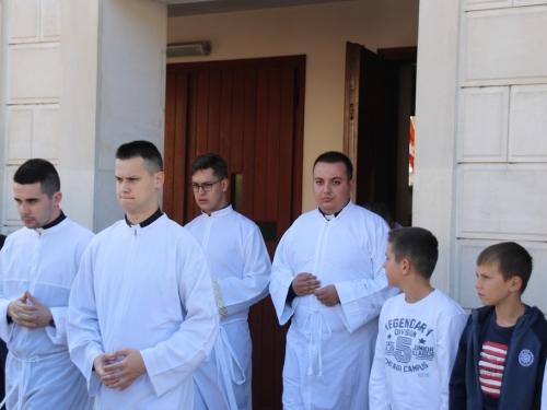 FOTO: Mlada misa vlč. Josipa Dedića u župi Prozor