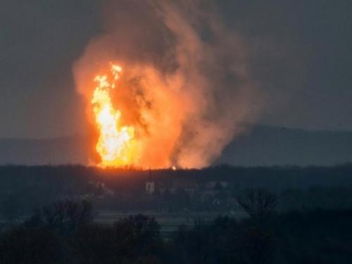 Austrija: Eksplozija na plinskom terminalu, ima mrtvih i ozlijeđenih