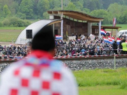 Komemoracija na Bleiburgu: Mirno i bez političkih govora
