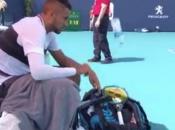 Skandalozno ponašanje jednog od najvećih talenata svjetskog tenisa