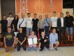 STK HT Eronet Mostar - priznanje za najuspješniji sportski klub grada Mostara