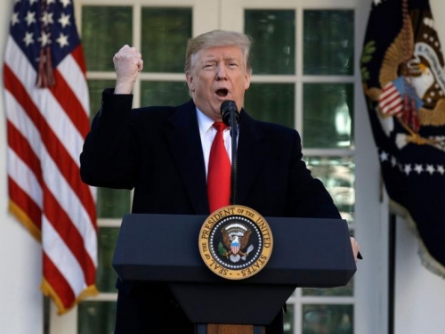 """Trump nazvao Iran """"terorističkom zemljom"""""""