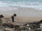 More na dubrovačku plažu izbacilo minu iz Drugog svjetskog rata