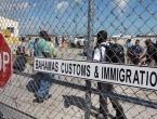 Evakuirane obitelji s Bahama morale napustiti brod za SAD, nisu imale vizu