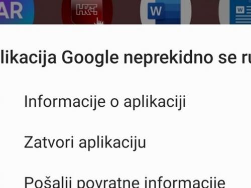 Ruši vam se Google aplikacija na telefonima? Niste jedini