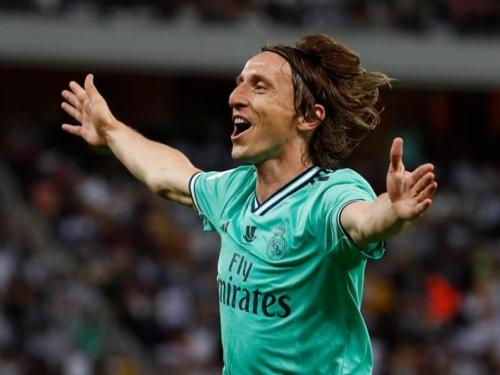 Nije bilo teško odgonetnuti gdje će Luka Modrić nastaviti karijeru