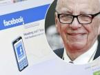 "Murdoch zatražio od Facebooka da plaća ""pouzdanim"" medijskim kućama"
