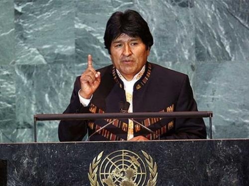 Morales pozvao Papu da pomogne