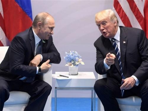 Trump: Putin je odlučno negirao zaključke američkih obavještajnih agencija