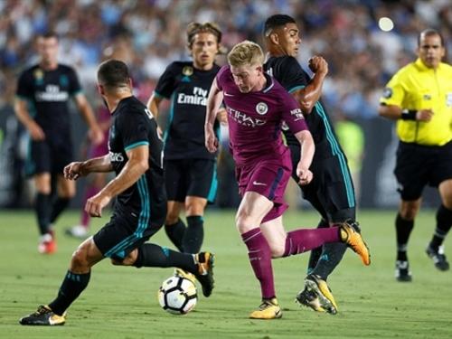 City razbio Real, Neymar srušio United