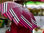 U dijelove BiH stiže kiša, pljuskovi i grmljavina