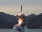 Sjeverna Koreja ispalila najmanje dva nova projektila