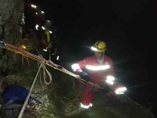 VIDEO| Brzom reakcijom GSS-ovci spasili život djevojci u Posušju