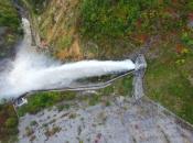 Obavijest: Proba temeljnog ispusta brane HE Rama