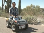 Pogledajte najmanji automobil na svijetu