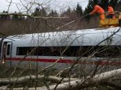 Zimska oluja Friederike izazvala štete od 500 milijuna eura u Njemačkoj