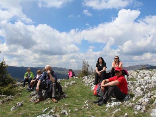 Požeški planinari oduševljeni pohodom kroz Ramu