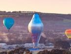 Rus preletio svijet u balonu za samo 11 dana: 'Bilo je zastrašujuće i usamljeno'