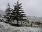 U petak u BiH moguć slab snijeg