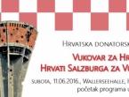 Hrvati Salzburga za Vukovar: Dođite i vi na donatorsku večer za obnovu vodotornja