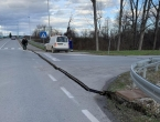 9 milijuna eura štete na cestama nakon potresa