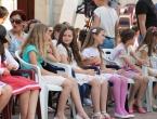 """FOTO: IX. festival duhovne glazbe """"Djeca pjevaju Isusu"""" u župi Prozor"""