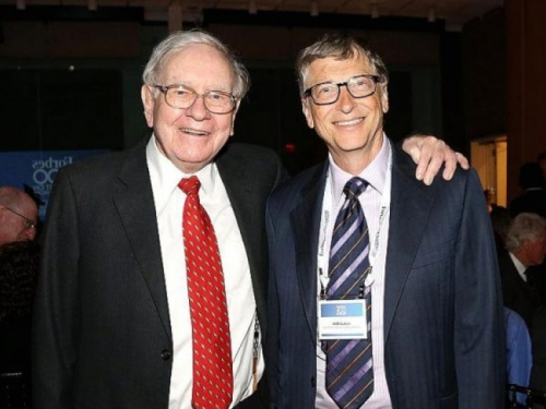 "Warren Buffett i Bill Gates o bitcoinu: ""To je poput otrova za štakore"""