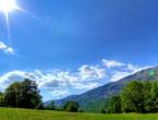 Sutra u Bosni umjereno do pretežno oblačno, u Hercegovini umjerena naoblaka