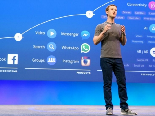 Zuckerberg najavio velike promjene