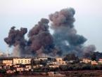 Počeo žestoki napad avionima i helikopterima na pobunjenike u Siriji