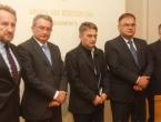 """Dogovorena """"kičma vlasti"""" u BiH između SDA, DF i Saveza za promijene"""