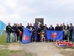 FOTO: Ramci u koloni sjećanja u Vukovaru, odana počast gradu heroju
