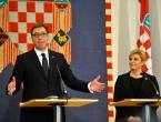 Vučić: Žele li opstati, Hrvatska i Srbija moraju imati bolje odnose