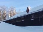 U Hrvatskoj pao snijeg