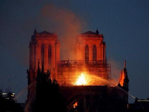 Radovi na popravci šteta na Notre Dameu mogli bi potrajati decenijama