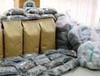 Kosovska granična policija zaplijenila 241 kilogram marihuane