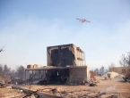U požaru na Pelješcu izgorjele četiri kuće