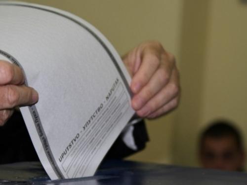 Na izborima u BiH registrirano 400 tisuća nevažećih listića