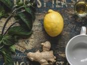 Đumbir, med i limun protv grlobolje